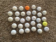 Golf balls (used) in Fort Bliss, Texas