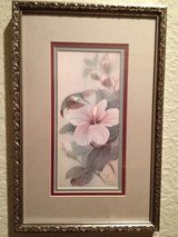 Framed H. C. Lee Print in Kingwood, Texas