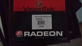 VisionTek ATI Radeon 4850 Graphics Card (video card) in Ramstein, Germany