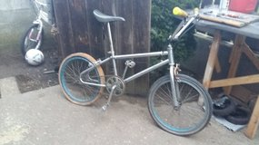 SEARCHING OLD BMX BIKES in Ramstein, Germany