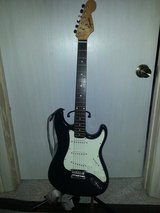Fender Squier electric guitar in Lockport, Illinois