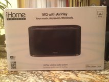 iHome iW2 with AirPlay Wireless Audio Speaker in Naperville, Illinois