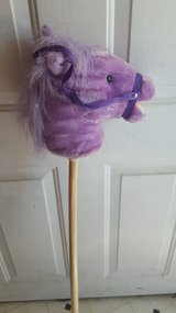 Stick Horse in Spring, Texas