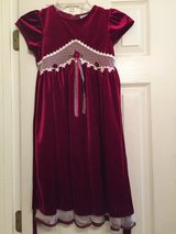 Velvet girls dress size 6 in Warner Robins, Georgia