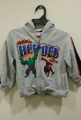 4T Marvel Heroes Sweater in Westmont, Illinois