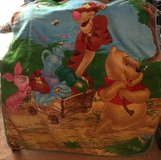 Winnie the Pooh Fleece Baby Blanket (Large) in Fort Benning, Georgia