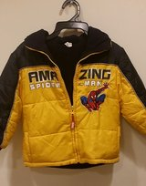 3T Spiderman Reversible Winter Jacket in Westmont, Illinois