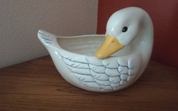 Duck Planter Pot in Conroe, Texas