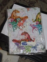 Dinosaur Wrapping Paper in Kingwood, Texas