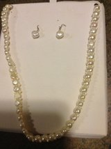 Necklace and earrings new in Lockport, Illinois