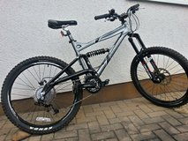 Haro Extreme X7 All-Mountain Full Suspension Bike in Ramstein, Germany