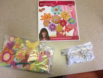 Reduced: American Girl Paper Posies Kit in Aurora, Illinois