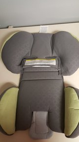 Infant carseat head and body support in Plainfield, Illinois