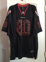 Texan jersey #80 (lights out) in Conroe, Texas