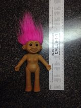 Vintage Russ troll doll in Chicago, Illinois