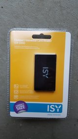 Brand new ISY card reader in Ramstein, Germany