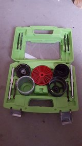 Great Tools Maestro hole saw set in Ramstein, Germany