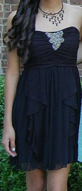Eighth Grade Dance Formal Dress- Black in Moody AFB, Georgia