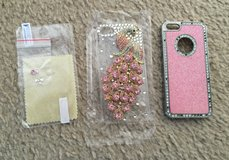 iPhone 5/5s peacocks gem case in Kingwood, Texas
