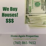 Sell or Lease Your House Today in 29 Palms, California