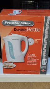 Electric Kettle New in Travis AFB, California