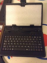Samsung Galaxy tablet keyboard case. New in Chicago, Illinois
