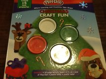 Playdoh Christmas Craft Fun Book in Ramstein, Germany