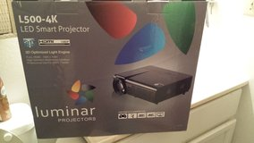Projector L500-4K LED smart projector in Alamogordo, New Mexico