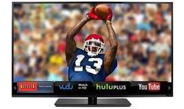 50'' VIZIO SMART LED TV WE FINANCE in Riverside, California
