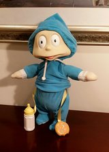 "NICKELODEON Animated 12"" RUGRATS TOMMY PICKLES DOLL  in Joliet, Illinois"