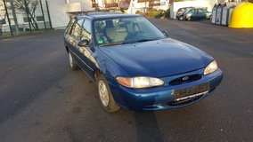 Reduceed Ford escort station wagon ESE US specs in Ansbach, Germany