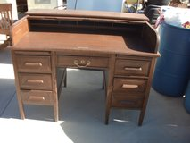 low roll top desk in 29 Palms, California