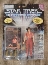 Counselor Troi as Durango - Star Trek TNG Holodeck Series Playmates Action Figure in Stuttgart, GE