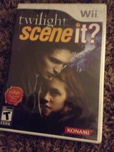 Twilight. Scene it. Wii  new in Sandwich, Illinois
