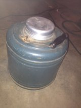 Metal water jug with ceramic inside in Lockport, Illinois