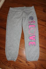 ***BRAND NEW***Ladies ADORABLE LSU Capri Sweat Pants***SZ S in Houston, Texas