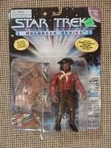 Sheriff Worf from 'A Fist Full of Datas' - Star Trek: TNG Playmates Action Figure in Stuttgart, GE