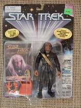 Governor Worf from 'All Good Things' - Star Trek: TNG Playmates Action Figure in Stuttgart, GE