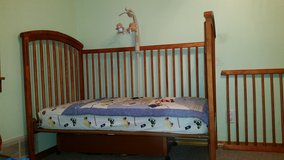 Convertible Crib / Toddler Bed / Daybed in Naperville, Illinois
