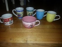 lot of cups in Wilmington, North Carolina
