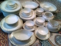 BEAUTIFUL DEMUR SET OF ANTIQUE 55 Pcs. LIMOGES CHINA in Beaufort, South Carolina
