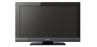 """Sony 32"""" LCD TV and Atemo Satellite Receiver System in Ramstein, Germany"""