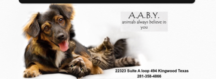 Animal Charity needs donations and we gladly make pick ups in Kingwood, Texas