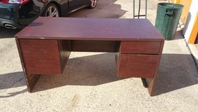Mahogany Desk in Tomball, Texas