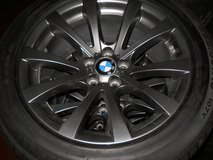 "BMW X5M + X6M Winterwheels 19"" Conti Winter runflat in Baumholder, GE"