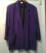 Purple Jacket in Eglin AFB, Florida