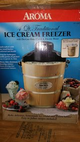 Ice Cream Maker in Tomball, Texas