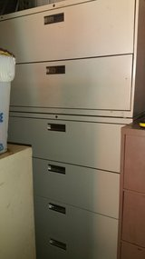 6-Drawer Filing Cabinet in Tomball, Texas