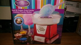 Cotton Candy Machine in Tomball, Texas
