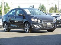 2015 Chevrolet Sonic RS *Turbo* in Fort Lewis, Washington